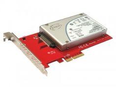 エルミタージュ秋葉原 – Intel SSD 750などU.2 SSDをPCI-Expressスロットに搭載できるアダプタがAddonicsから発売