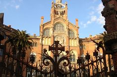 Free visits to Sant Pau hospital from Fec.25th to March 16th. Hospital San Pablo gratis Del 25 de febrero al 16 de marzo. De 11 a 18h.