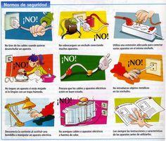 Resultado de imagen para prevencion de riesgos electrico Autocad, Peanuts Comics, Comic Books, Bts, Natural, Finding Nemo, Geometry Activities, Multiplication Tables, Classic Cartoons