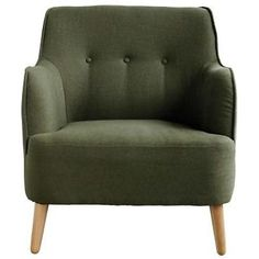 House Doctor fauteuil Quest legergroen € 739,-