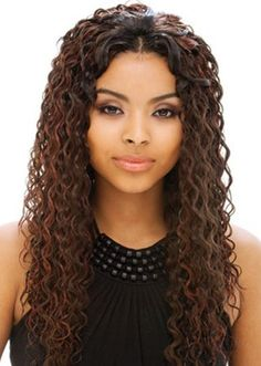 14 Inch Deep Curly #4/33 Remy Human Hair Lace Front Wigs