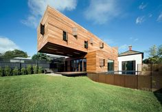 Trojan Residence, an addition to Edwardian House in Melbourne, Australia by JCB Architects