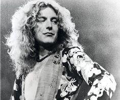 Robert Plant (I love a man in a flowered shirt.) #RobertPlant #rockgods #music