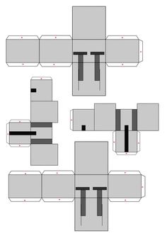 five nights at freddy's 3 children souls template by Adogopaper on DeviantArt