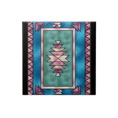 Southwestern Style ceramic tile, $12.95