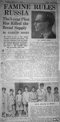 Убивство викривача Голодомору, журналіста Ґарета Джонса залишається загадкою через 76 років, - Голос Америки 03