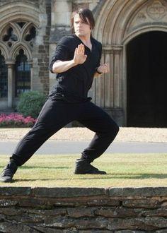 Dimitri Belikov in training Vampire Academy Movie, Dimitri Belikov, Danila Kozlovsky, Book Worms, Hot Guys, Fandoms, Academia, Movies, Training