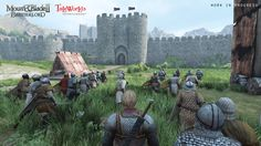"""Mount & Blade 2: Bannerlord explains how damage is determined in combat """"Damage is a difficult concept to get right in a computer game."""" Mount & Blade 2: Bannerlord developer Taleworlds wants combat in its forthcoming medieval battle 'em up to beboth realistic and fun. A new blog post considers how types of damage, speed bonuses, weapon impact ..."""