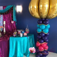 Shimmer and Shine Birthday Party Ideas | Photo 3 of 90