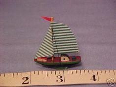 I need a teensie tiny sail boat