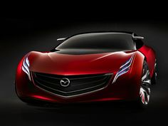 Mazda has some really good looking concept cars http://www.ritchieauto.co.za/New-Vehicles-for-sale