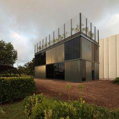 Industrial Pavilion Hydro Aluminium by Adamo-Faiden and Estudio Silberfaden