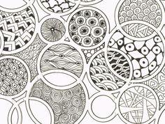 CIRCULAR DOODLES, via Flickr.