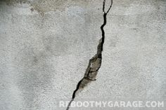 We Have The Experience To Address Your Basement Wall Crack Repair Needs With Affordable, Time-Tested & Guaranteed Solutions. Concrete Garages, Concrete Floors, Concrete Edging, Concrete Structure, Concrete Patio, Delft, Cracked Wall, Expansion Joint, Foundation Repair