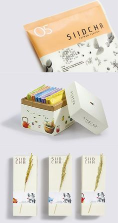 吾 穀 茶 糧 | SIID CHA