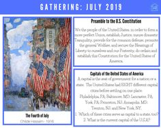 July 2019 Gathering - a set of  FREE printable placemats to share with your kids the riches of art, poetry, Scripture, history, and more!  These are SO beautiful