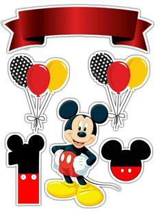 topo bolo 11 anos menino - Pesquisa Google Baby Mickey, Mickey E Minnie Mouse, Mickey Mouse Party Favors, Theme Mickey, Fiesta Mickey Mouse, Mickey Mouse Images, Mickey Mouse First Birthday, Mickey Mouse Birthday Invitations, Mickey Mouse Clubhouse Birthday Party