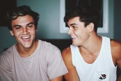 Image result for dolan twins smiling