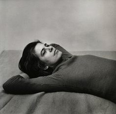 Peter Hujar (1937-1987)  Susan Sontag (1933-2004)  1975  Gelatin Silver print  National Portrait Gallery, Smithsonian Institute  ©Estate of Peter Hujar