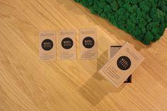 Ekologiczne wizytówki drukowane na papierze pochodzącym w 100% z recyklingu. Steel, Logo, Logos, Steel Grades, Environmental Print, Iron