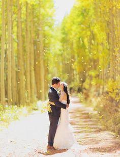 Seasonal Kiss