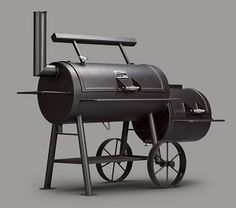another high end offset smoker
