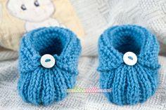 8 tutorial da seguire per fare tenere scarpine per neonati fai da te. Scegli quelle che ti piacciono di più tra quelle in stoffa, all'uncinetto o a maglia.