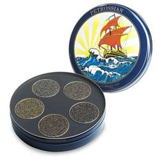 Caviars du monde