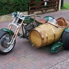 John got a new bike
