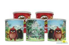 #angrybirds wikkel voor een doosje #pringles #traktatie #werktekening