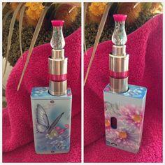 Show us your girly, pretty, decorated, pink! - Page 568 Vaporizer Pen, Best Vaporizer, Herbal Vaporizer, E Pipe, Vape Tricks, Vape Shop, Vape Juice, Electronic Cigarette, Looks Cool
