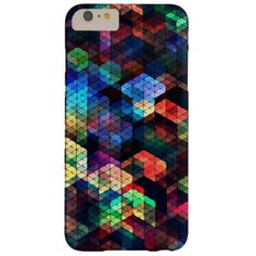 Stained Glass Effect Barely There iPhone 6 Plus Case http://www.zazzle.com/ShabzDesigns?rf=238566710065069658