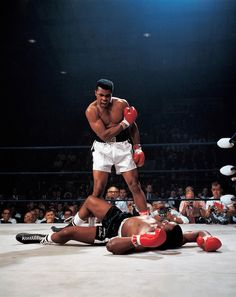 Iconic Ali image