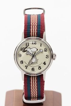 JOURNAL STANDARD(ジャーナルスタンダード) SNOOPY WATCH S SIDE FACE | スタイルクルーズ