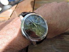 Zeitwinkel Basel 2016 - www. Fun Shots, Basel, Watches, Cool Stuff, Leather, Accessories, Clocks, Clock, Ornament