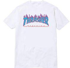 Thrasher Magazine... http://www.jakkoutthebxx.com/products/short-sleeve-summer-flame-thrasher-t-shirt-hip-hop-skateboard-man-women-couple-brand-t-shirt-cotton-male-tshirt-tops-tees-white1?utm_campaign=social_autopilot&utm_source=pin&utm_medium=pin #fashionmodel #model #fashiontrends #whatstrending #ontrend #styleblog #fashionmagazine #shopping
