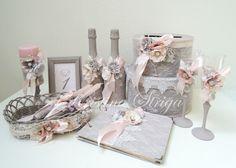 Свадебные наборы | 77 фотографий