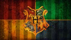 DeviantArt: More Like Hogwarts Crest Desktop backgro by Bandit-In-The-Night