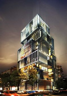 residential architecture tower - Google Search