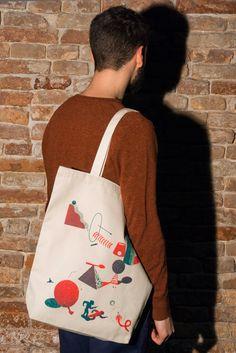 Studio Fludd — SF+TFN - 1+2+3 / Fan Bag