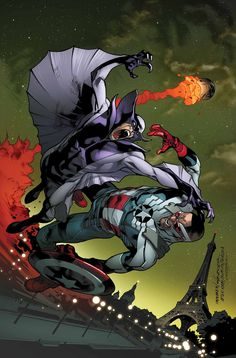 Falcon screenshots, images and pictures - Comic Vine