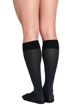 66ce2367a5 Soxxy Socks Herringbone Men's Compression Sock. Great for after a game, a  run or
