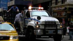 NYPD Police Utility Truck (+afspeellijst)