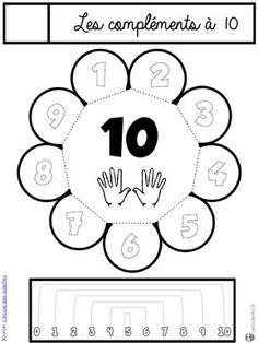 Leçons à manipuler / Leçons interactives en mathématiques: numération, calcul, géométrie, mesure. Pour du CE1-CE2 voire cycle 3. Math For Kids, Puzzles For Kids, Fun Math, Math Games, Writing Numbers, Math Addition, Learning Styles, 1st Grade Math, Creative Teaching