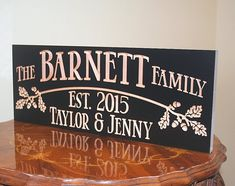 Wedding Sign: Marriage Sign Personalized by BenchMarkCustomSigns