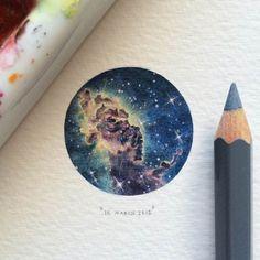 Nous avions déjà parlé des peintures miniatures de l'artiste sud-africaineLorraine Loots, qui pour son projet365 Postcards for Antsavait décidé de