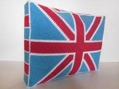 DIY home crafts DIY Union Jack Pillow DIY home crafts
