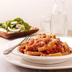 Quick Pasta Bolognese Recipe