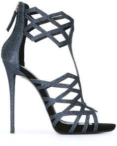 Giuseppe Zanotti Design 'Raquel' caged sandals