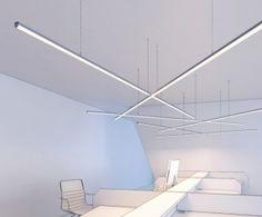 (LS1911C) Suspended Aluminum LED Profile